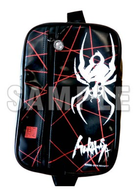 "Nitroplus Across-Body Bag ""Full Metal Daemon MURAMASA"""