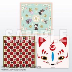 Touken Ranbu: Multi-Cloths (3-Piece Set)