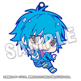 Nitroplus CHiRAL 10-Year Anniversary Rubber Collection - Aoba