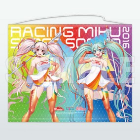 Racing Miku 2016 Ver & SUPER SONICO: B2 Tapestry
