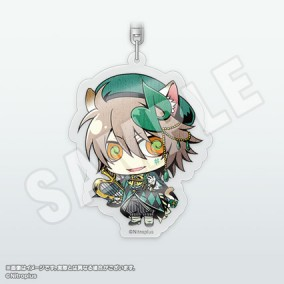 THE CHiRAL NIGHT 10th ANNIVERSARY: Chimi Acrylic Key Holder - Konoe