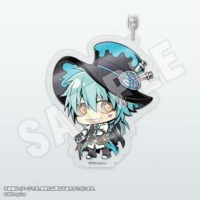 THE CHiRAL NIGHT 10th ANNIVERSARY: Chimi Acrylic Key Holder - Aoba