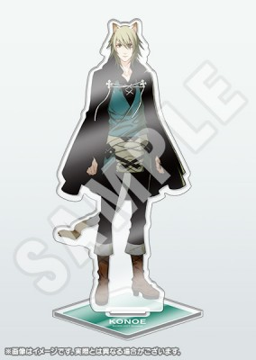 Nitro+CHiRAL Acrylic Collection - Konoe