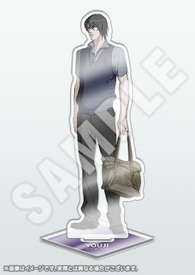 Nitro+CHiRAL Acrylic Collection - Youji Sakiyama