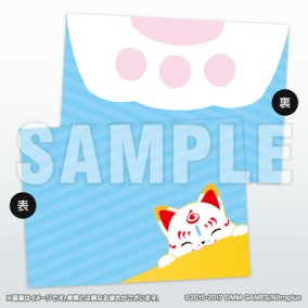 Touken Ranbu: Okkii Konnosuke Vinyl Pouch