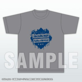 Original Design T-Shirt for rhythm carnival (City) 【L-Size】