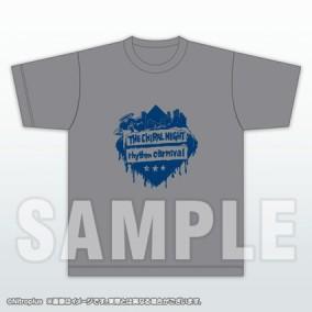Original Design T-Shirt for rhythm carnival (City) 【L-Size】