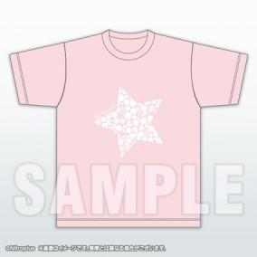 Original Design T-Shirt for rhythm carnival (Star) 【M-Size】