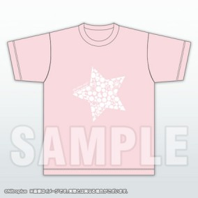 Original Design T-Shirt for rhythm carnival (Star) 【L-Size】