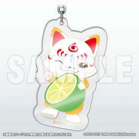 Touken Ranbu: Okkii Konnosuke & Sudachi Key Holder