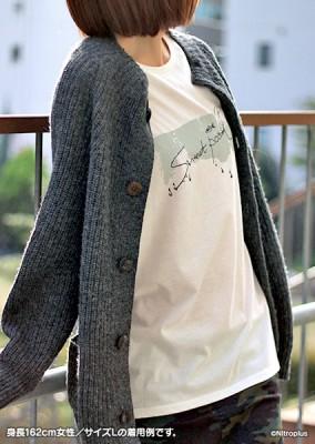 sweet pool: Original Monochrome T-Shirt【L-Size】