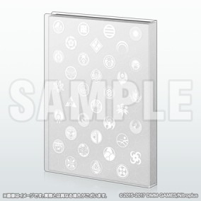 Touken Ranbu: File Folder Storage Case