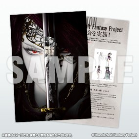 Thunderbolt Fantasy: Sword of Life and Death Pamphlet