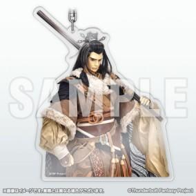 Thunderbolt Fantasy: Sword of Life and Death【Syou Fu Kan Chapter】Acrylic Key Holder: Syou Fu Kan