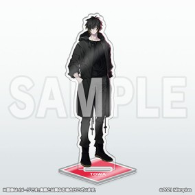 Nitro+CHIRAL: Acrylic Collection - Towa