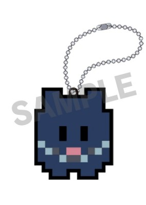 DRAMAtical Murder: Rubber Key Holder - Ren 8-Bit Ver.