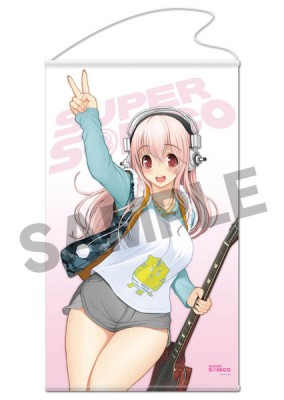 SUPER SONICO: Large Tapestry C (Peace Sign)