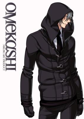 OMEKASHI - Character Image Booklet