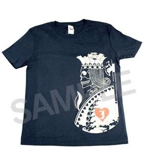 Nitro+CHiRAL Labo - TOGAINU NO CHI: Dog Tag T-Shirt - Women's Large
