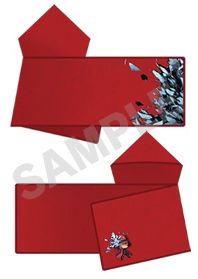 GUILTY CROWN LOST XMAS: Hooded Towel - Scrooge