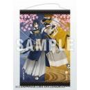 Touken Ranbu: B2 Tapestry - Mikazuki Munechika & Kogitsunemaru