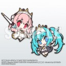GSR Racing Miku & SUPER SONICO Collaboration Strap
