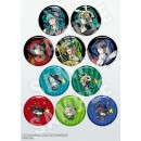 THE CHiRAL NIGHT 10th ANNIVERSARY: Trading Pin-Badges