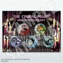 THE CHiRAL NIGHT 10th ANNIVERSARY: Concert Mascot Pin-Badge Set