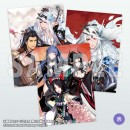 Thunderbolt Fantasy: Sword Seekers - C91 File Folder Set