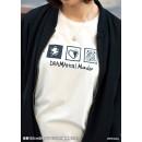 DRAMAtical Murder: Original Monochrome T-Shirt【L-Size】