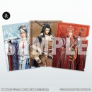 Thunderbolt Fantasy Project Clear File Set