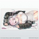 SUPER SONICO: Tsujisanta Illustration Fluffy Blanket