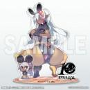 Full Metal Daemon MURAMASA: 10th Anniversary HUGE Acrylic Stand Sansei Muramasa