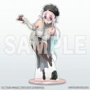 SUPER SONICO: Super Big Acrylic Stand - Stylish Date Ver.