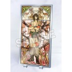 Lamento -BEYOND THE VOID-: Stained Glass Style Acrylic Panel - Bardo Ver.