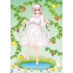 SUPER SONICO: B2-size 2-Layer Clear Poster
