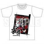NITRO SUPER SONIC: High Quality T-Shirt - Full Metal Deamon MURAMASA (Men's Large)