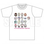 NITRO SUPER SONIC: High Quality T-Shirt - Nitroplus Heroines (Men's Large)