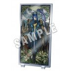 Lamento -BEYOND THE VOID-: Stained Glass Style Acrylic Panel - Kaltz Ver.