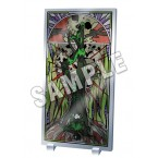 Lamento -BEYOND THE VOID-: Stained Glass Style Acrylic Panel - Froud Ver.