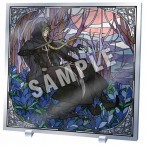 Lamento -BEYOND THE VOID-: Stained Glass Style Acrylic Panel - Leaks Ver.