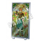 Lamento -BEYOND THE VOID-: Stained Glass Style Acrylic Panel - Tokino Ver.