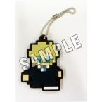 DRAMAtical Murder: Rubber Key Holder - Virus 8-Bit Ver.