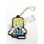 DRAMAtical Murder: Rubber Key Holder - Trip 8-Bit Ver.