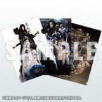 Thunderbolt Fantasy: Sword Seekers - Clear File Set