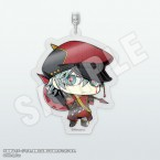 THE CHiRAL NIGHT 10th ANNIVERSARY: Chimi Acrylic Key Holder - Akira
