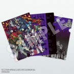 THE CHiRAL NIGHT 10th ANNIVERSARY: File Folder Set