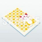 Touken Ranbu: Okkii Konnosuke Goshuincho-Style Notebook