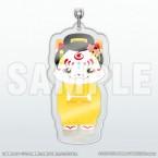Touken Ranbu -ONLINE- : Maiko Okkii Konnosuke Key Holder