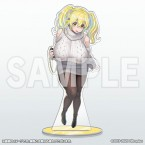 SUPER POCHACO: HUGE Acrylic Stand - Stylish Date Ver.